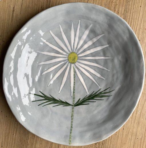 Gemma Orkin, Hand Made and Hand Painted Medium Ceramic (46) 1