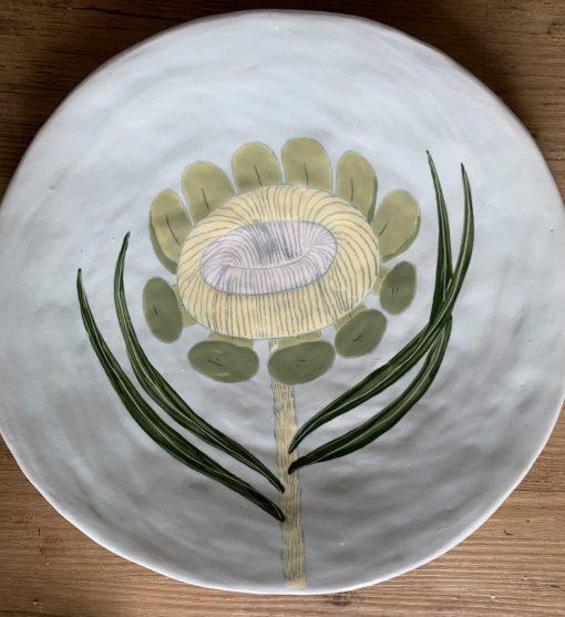 Gemma Orkin, Hand Made and Hand Painted Medium Ceramic (52) 1