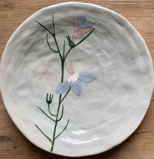 Gemma Orkin, Hand Made and Hand Painted Medium Ceramic (56) 1