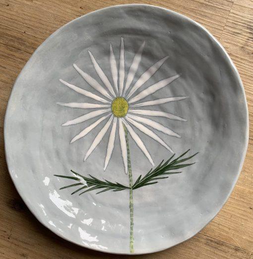 Gemma Orkin, Hand Made and Hand Painted Medium Ceramic (66) 1