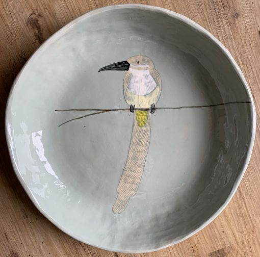 Gemma Orkin, Hand Made and Hand Painted Medium Ceramic (67) 1