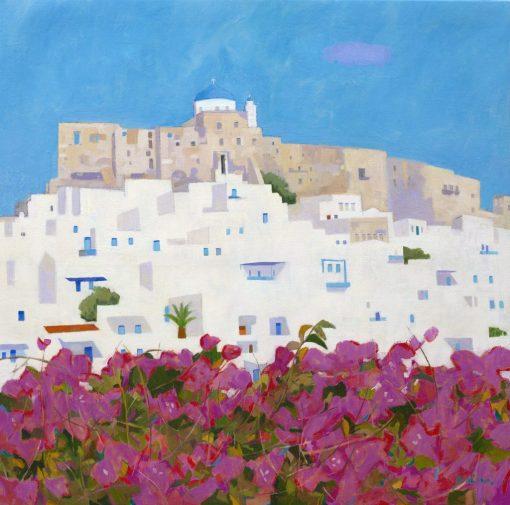 Charles Jamieson, Chora, Astypalea, Greece 1