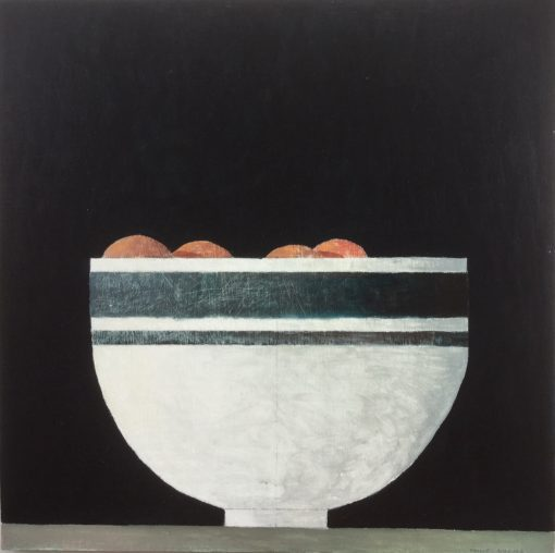 Philip Lyons, Big Bowl with Peaches 1
