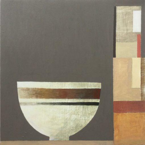 Philip Lyons, Bowl Inside Corridor 1