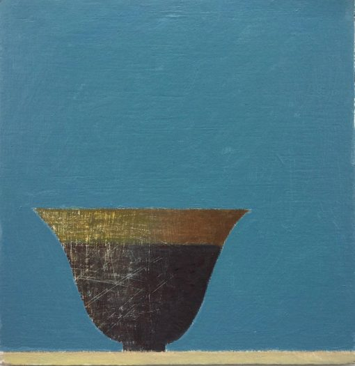 Philip Lyons, Grey Blue Bowl 1