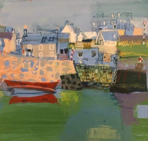 John McClenaghen, Red Boat Portsoy 1