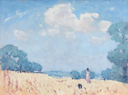 Stephen Brown, Summer in Somerset 1