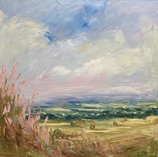 Rupert Aker, Late Summer, Willowherb 1