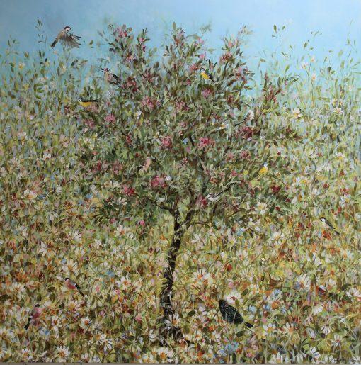 Fletcher Prentice, Oleander Tree 1