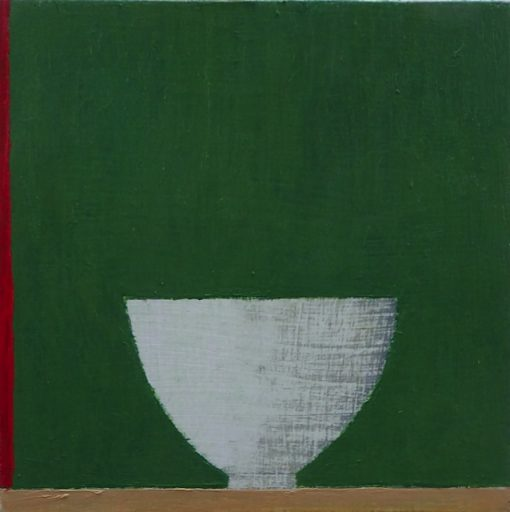 Philip Lyons, Small White Bowl 1