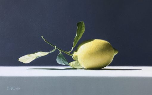 Linda Alexander, Amalfi Lemon 1