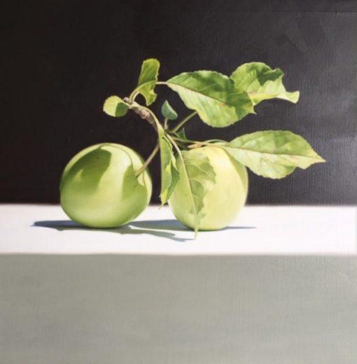 Linda Alexander, Green Apples 1