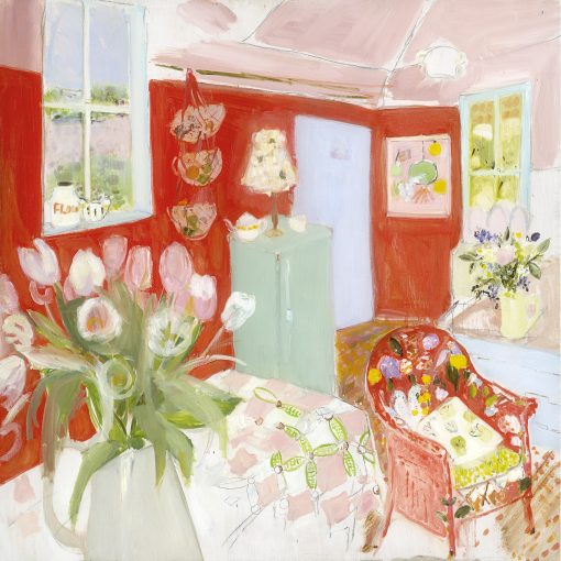 Belynda Sharples, Morning in the Studio 3