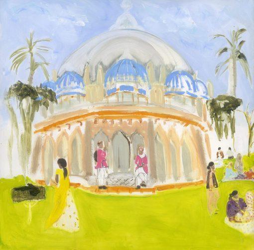 Belinda Sharples, Delhi Life 1