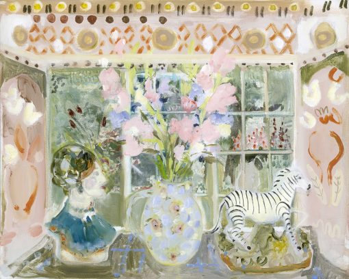 Belynda Sharples, Window Cill at Charleston 1