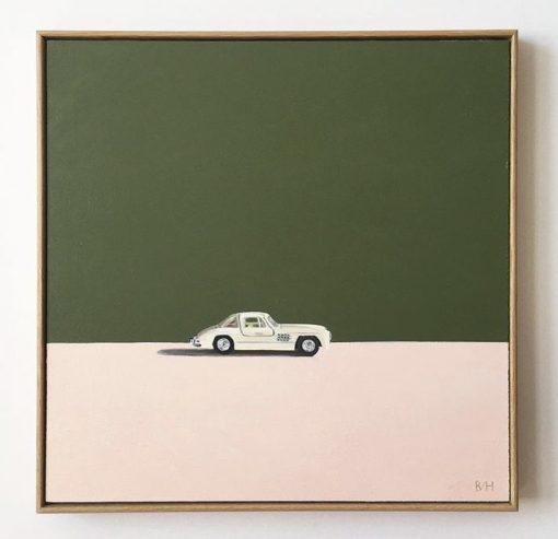 Bess Harding, A Cool Car 1