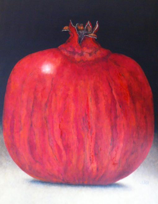Alison Rankin, Giant Pomegranate 1