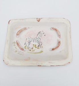 Belynda Sharples, Small dish - Window Cill at Charleston 2