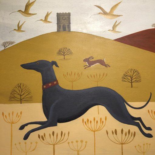 Catriona Hall, Hare & Hound 1