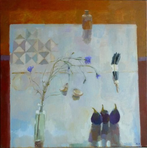 Dennis Spicer, Table with Figs 1