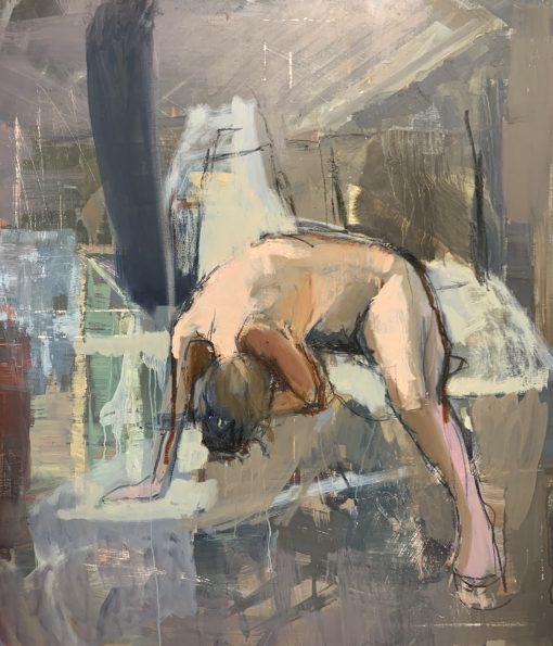 Marika Wenman, Nude in the Studio 1