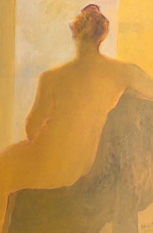 Margaret Devitt, Evening Light 1