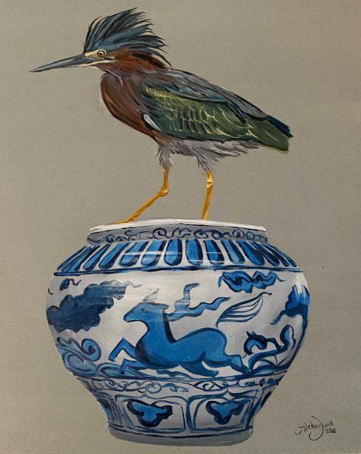 Jazzy Westinghouse, Little Green Heron 1