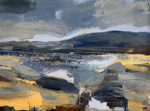 Natalie Bird, Oyster Catchers, Iona 1