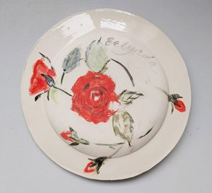 Belynda Sharples, Rose Plate 2
