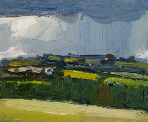 Robert Newton, Rain, Before a Harvest 1