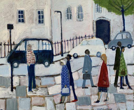 David Fawcett, London Street 1