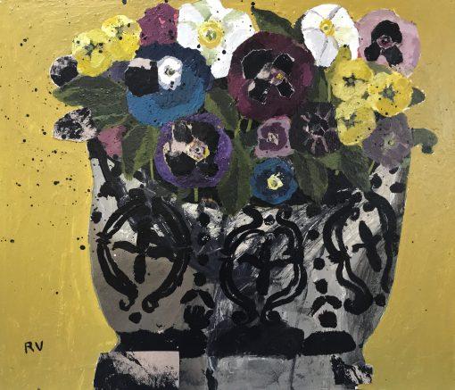 Rosemary Vanns, Pot full of Flowers 1