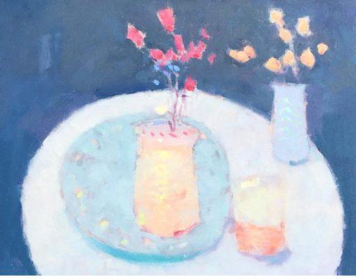 Lorainne Brown, The Yellow Vase 1
