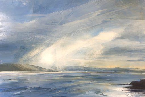 Zarina Stewart-Clark, Loch Fyne Towards Cairndow 1