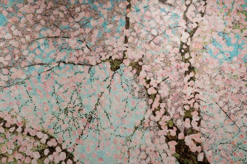 Carla Groppi, Cherry Blossom after Tokito 1
