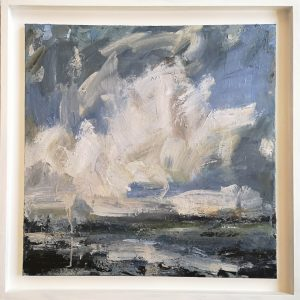 Hannah Ivory Baker, Low Cloud Reflected 4
