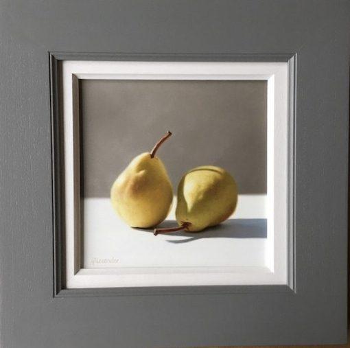 Linda Alexander, A pair of Pears 1