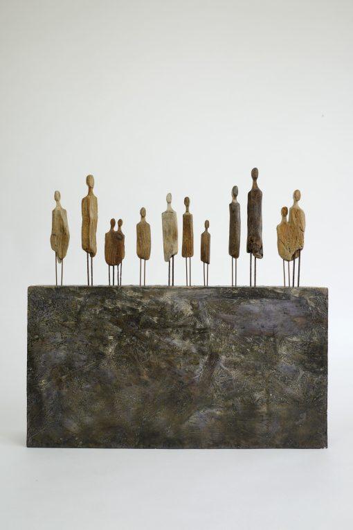 Roger Hardy, Migration 1