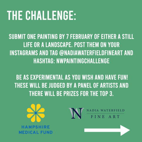 The Painting Challenge 4
