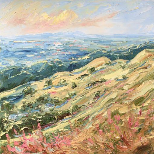 Rupert Aker, Summer Landscape 1