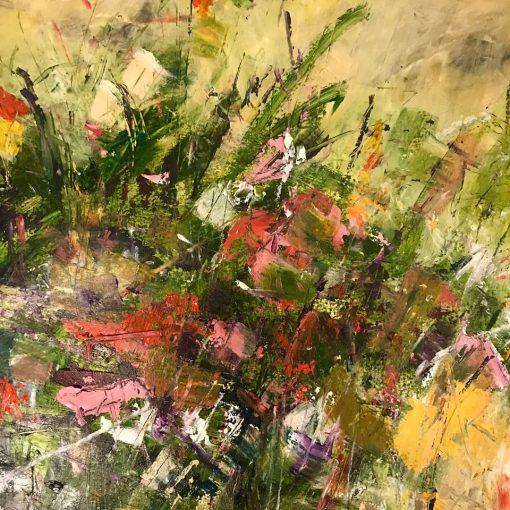 Natalie Bird, Spring Meadow Flowers 1