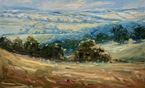 Rupert Aker, Sheep Naunton 1