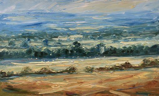 Rupert Aker, Longborough Evening 1