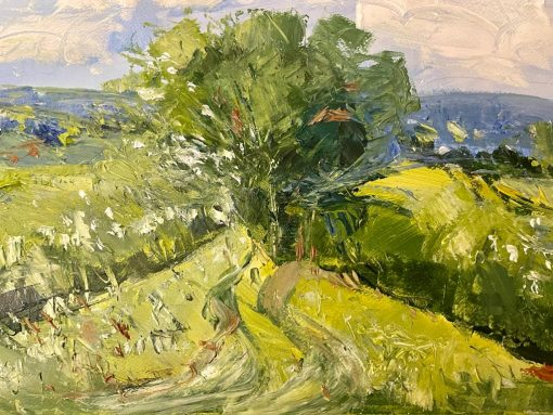 Natalie Bird, Cow Parsley & Spring Track 1