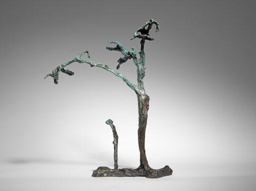 Georgiana Anstruther, Waldeinsamkeit (Solitude in the woods) 1