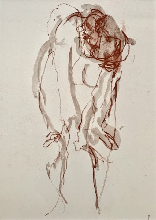Anthea Stilwell, Nude III 1