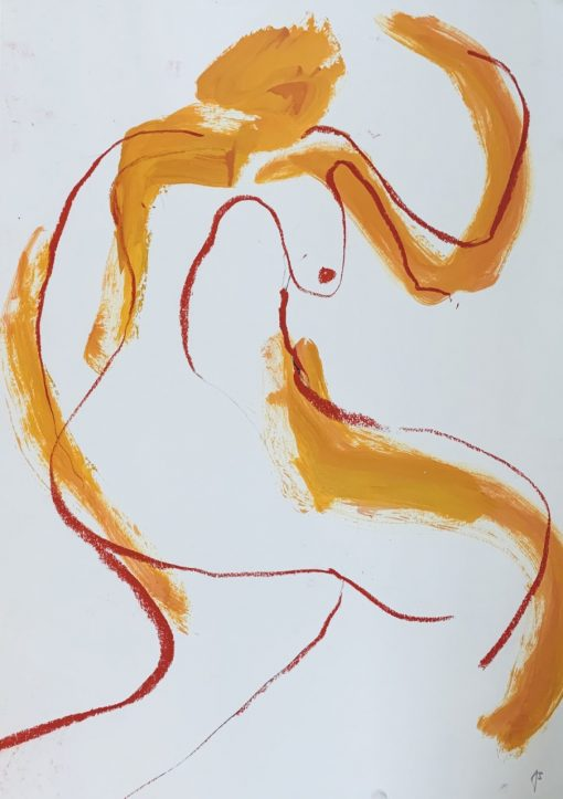 Anthea Stilwell, Nude V 1