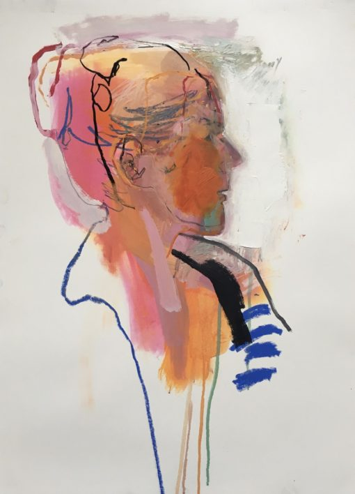 Anthea Stilwell, Study of a Head 1