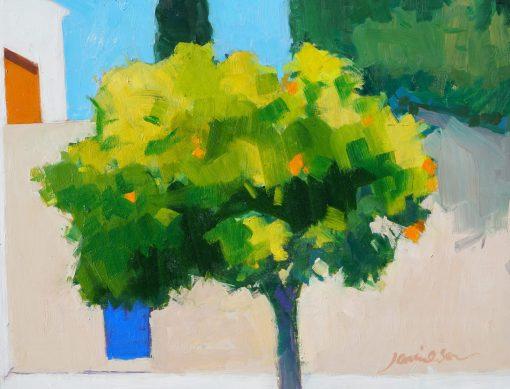 Charles Jamieson, Orange Tree 1