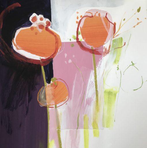 Jane Martin, Poppy Seedheads I 1
